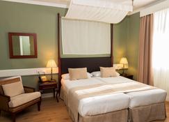 The Rock Hotel - Gibraltar - Bedroom