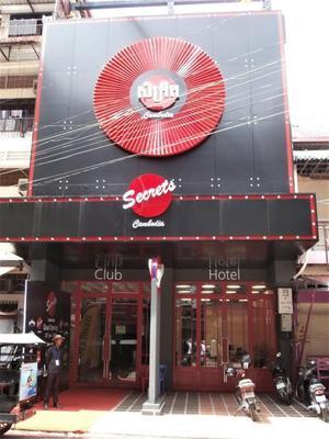 Secrets Hotel Cambodia - Phnom Penh - Building
