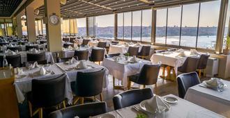 راديسون بلو هوتل إسطنبول بيرا - اسطنبول - مطعم