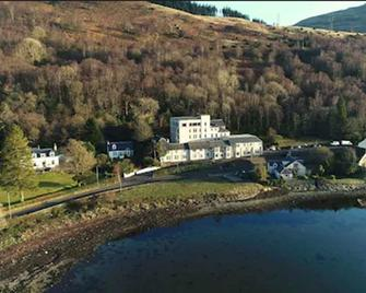 Loch Long Hotel - Arrochar - Вигляд зовні