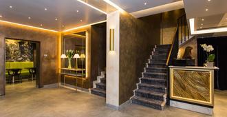 Venice Maggior Consiglio - Venice - Stairs