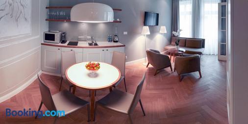 Apartamenty Bracka 6 - Krakow - Phòng ăn