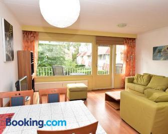 Appartementen De Torenhoeve - Burgh-Haamstede - Wohnzimmer