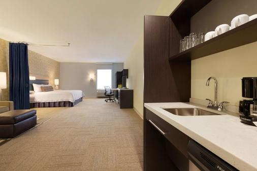 Home2 Suites by Hilton Oklahoma City South - Οκλαχόμα Σίτι - Κρεβατοκάμαρα