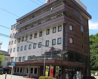 Hotel Platon - Chikuma - Gebouw
