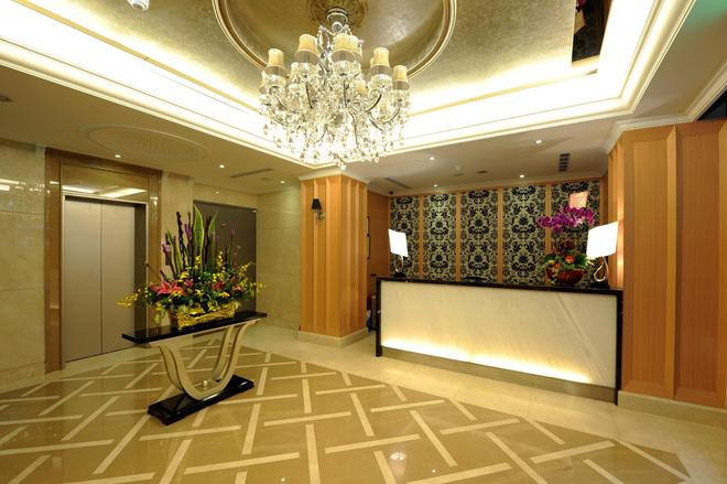 MRT Hotel - Banqiao District - Front desk
