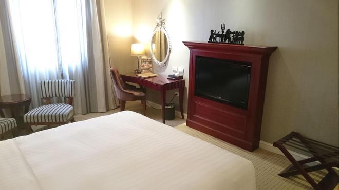 MRT Hotel - Banqiao District - Bedroom