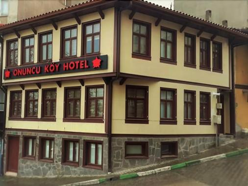 Onuncu Koy Hotel - Adults Only - Bursa - Rakennus