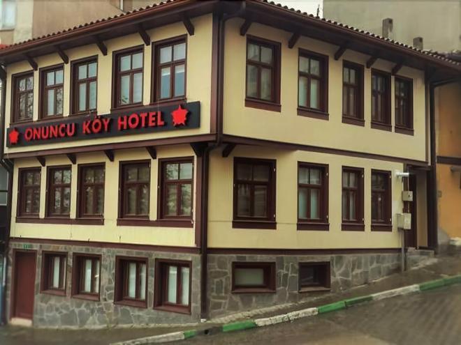 Onuncu Koy Hotel - Adults Only - Bursa - Building