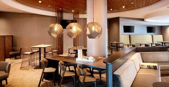 SpringHill Suites by Marriott Indianapolis Downtown - Indianapolis - Restaurant