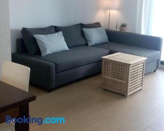 Apartamento La Herradura Playa - La Herradura - Living room