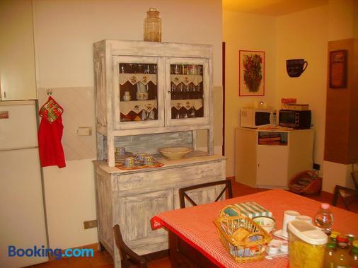 B&B Margherita Le Fiabe - Sant'Agata Feltria - Dining room