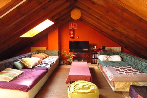 Duermevela Hostel - Segovia - Makuuhuone