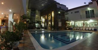 Hotel Tayrona Rodadero - Santa Marta - Piscina