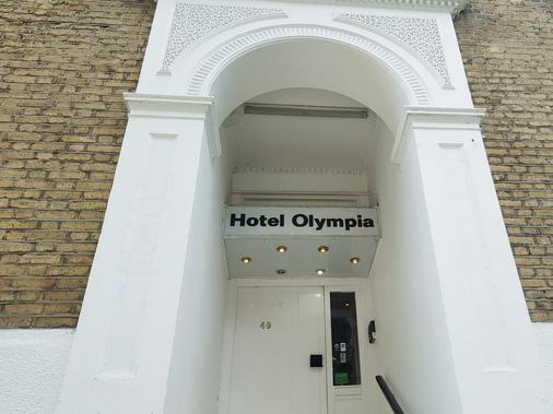 Hotel Olympia - London - Outdoors view