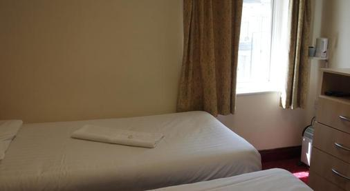 Hotel Olympia - London - Bedroom