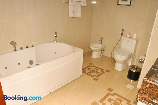 Capital Hotel & Spa - Addis Ababa - Bathroom