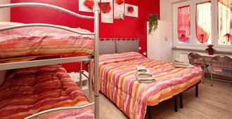 B&B Il Rosso e il Blu - Cuneo - Bedroom