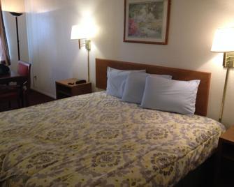 Crown Inn - Grand Prairie - Slaapkamer