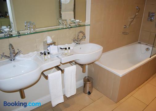 The Horn Of Plenty - Tavistock - Bathroom