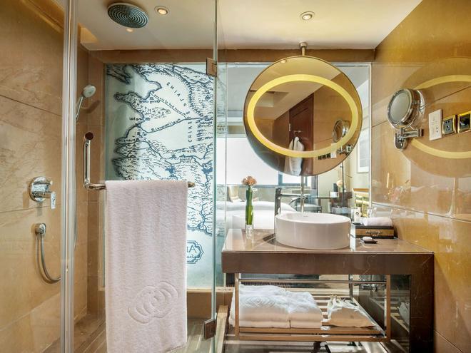 Sofitel Zhengzhou International - Zhengzhou - Bathroom