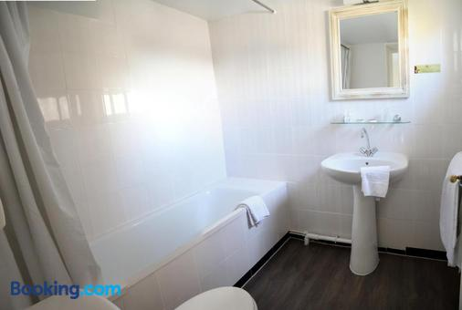 露易絲德薩瓦斯濤特爾酒店 - 布洛瓦 - 布魯瓦 - 浴室