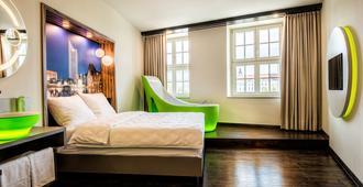 Travel24 Hotel Leipzig-City - Leipzig - Sovrum