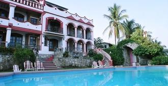 Hotel Paraiso Escondido - Puerto Escondido - Piscina