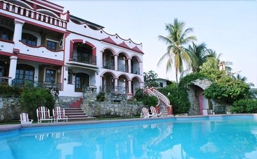 Hotel Paraiso Escondido - Puerto Escondido - Uima-allas