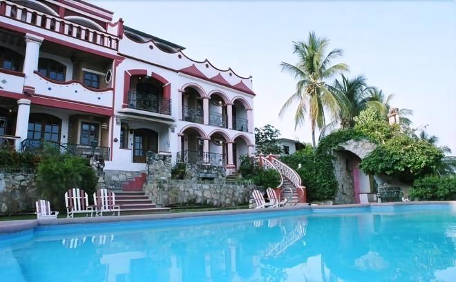 Hotel Paraiso Escondido - Puerto Escondido - Pool