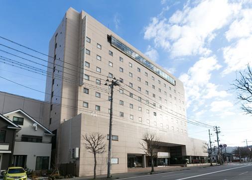 Aizuwakamatsu Washington Hotel - Aizuwakamatsu - Κτίριο