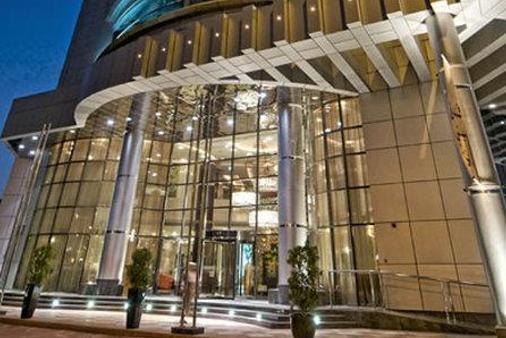 City Seasons Hotel Dubai - Dubai - Building