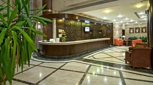 City Seasons Hotel Dubai - Dubai - Front desk