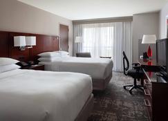 布盧明頓萬豪酒店 - 布隆明頓 - 布盧明頓 - 臥室