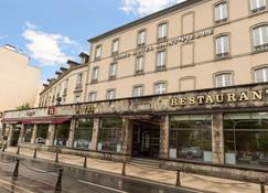 The Originals Boutique, Grand Hôtel Saint-Pierre, Aurillac (Qualys-Hotel) - Aurillac - Edifício