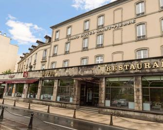 The Originals Boutique, Grand Hôtel Saint-Pierre, Aurillac (Qualys-Hotel) - Aurillac - Building