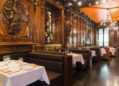 The Originals Boutique, Grand Hôtel Saint-Pierre, Aurillac (Qualys-Hotel) - Aurillac - Restaurant