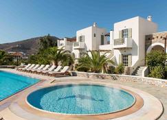 Yialos Ios Hotel - Ios - Pool