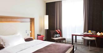 Mercure Hotel Stuttgart Airport Messe - שטוטגרט - חדר שינה