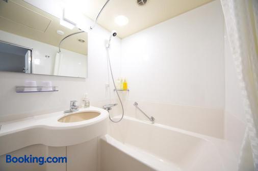 Kobe Sannomiya Tokyu Rei Hotel - Kobe - Bathroom