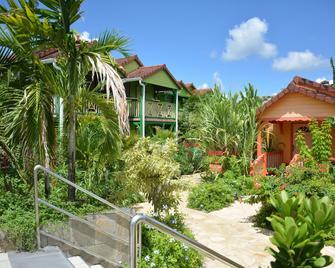 Hotel Bambou - Les Trois-Ilets - Extérieur