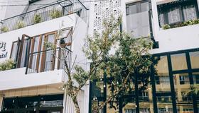 派旅舍 - 大勒 - 建築