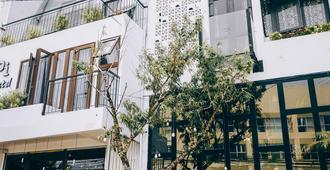 Pi Hostel - Dalat - Gebäude