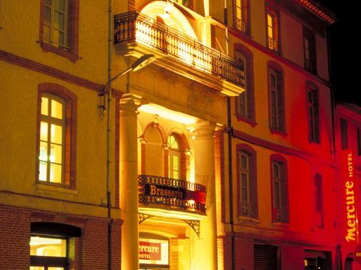 Hôtel Mercure Montauban - Montauban - Rakennus