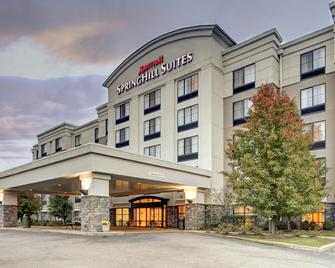 SpringHill Suites by Marriott Wheeling Triadelphia Area - Wheeling - Gebäude