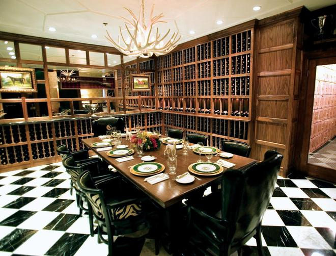 The Los Angeles Athletic Club - Los Angeles - Dining room