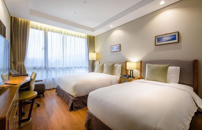 Park Sunshine Jeju - Seogwipo - Bedroom