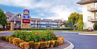 Best Western Plaza Inn - Pigeon Forge - Edificio