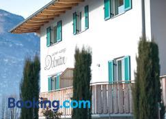 Pension Dolomiten - Cortina sulla Strada del Vino - Edificio