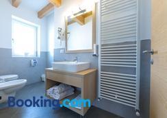 Pension Dolomiten - Cortina sulla Strada del Vino/Kurtinig an der Weinstrasse - Bathroom